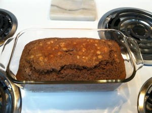 Brown Sugar Cinnamon Muffin Loaf