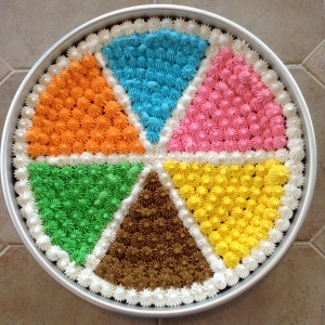 Pi cookie