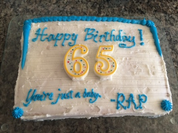 65 Baby Cake